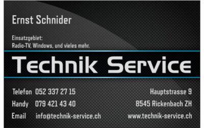 Technik Service